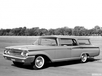 Mercury Commuter Country Cruiser '1960,