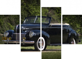 Модульное панно Mercury Convertible Club Coupe (99A) '1939,