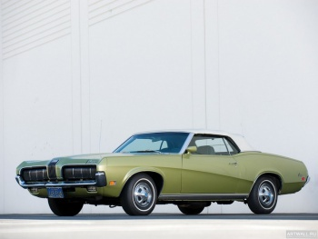 Mercury Cougar Convertible '1970,