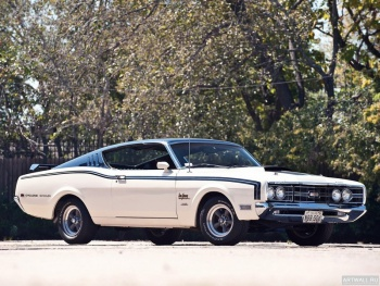 Mercury Cyclone CJ428 '1969,