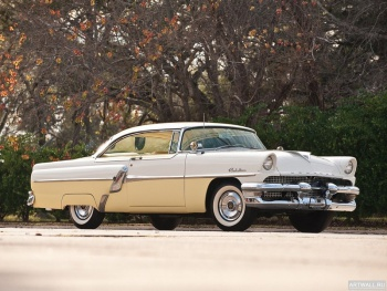 Mercury Monarch Richelieu Coupe '1956,