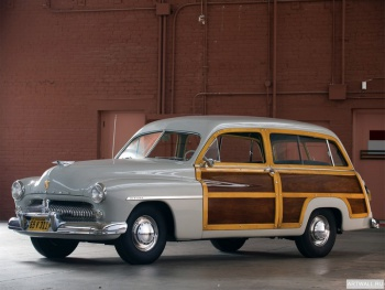 Mercury Station Wagon '1949,