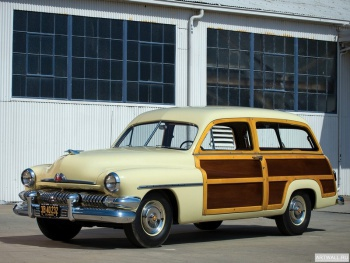 Mercury Station Wagon '1951,