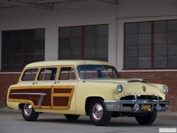Mercury Station Wagon '1952,