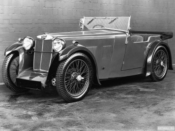 MG, MG K3 Magnette Supercharged Monoposto '1933