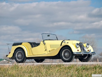 Morgan 4 4 Roadster '1969,
