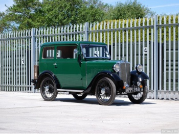Morris Minor Saloon '1928-34,