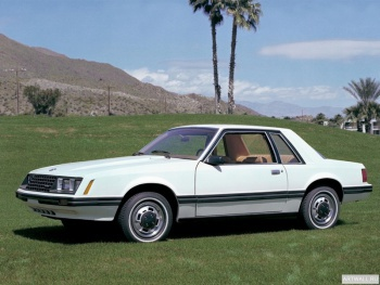 Mustang Coupe '1979-82,