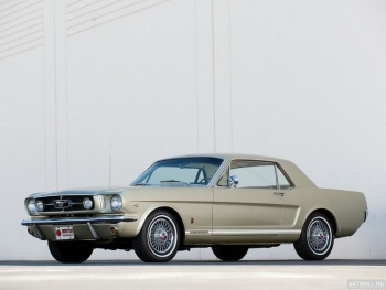 Mustang GT Coupe '1965,
