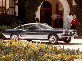 Mustang GT Fastback '1966,