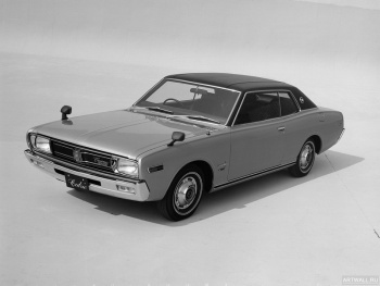 Nissan Cedric Coupe (230) '1971-75,