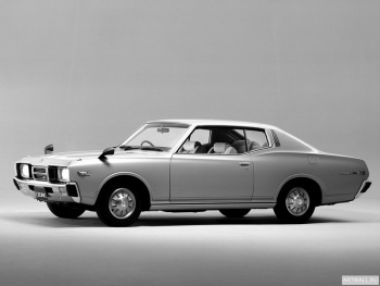 Nissan Cedric Coupe (330) '1975-79,