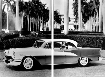 Модульное панно Oldsmobile Super 88 Holiday Coupe '1954,