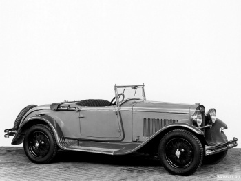OM 665 Convertible '1930,