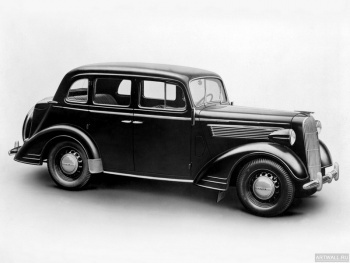 Opel Super Six Sedan '1936-38,