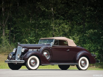 Packard 120 Convertible Coupe '1937,