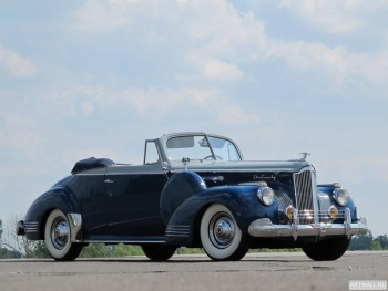 Packard 120 Convertible Coupe '1941,