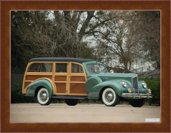 Магнитная картина Packard 120 Deluxe Station Wagon '1941,