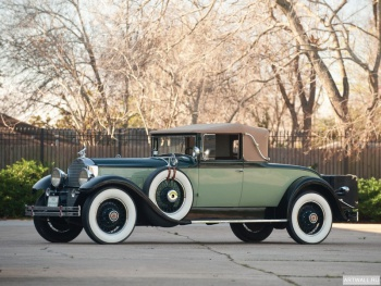 Packard Custom Eight Convertible Coupe '1929,