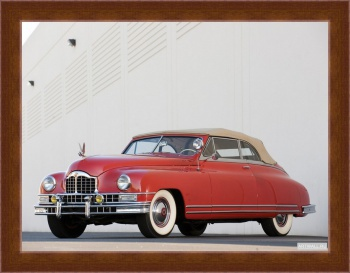 Магнитная картина Packard Custom Eight Convertible Coupe '1948,
