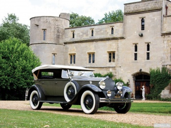 Packard Deluxe Eight Phaeton (745) '1930,