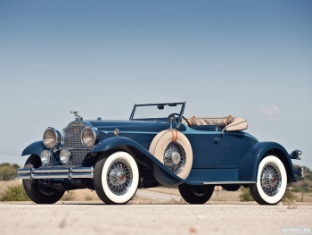 Packard Deluxe Eight Roadster '1930-31,