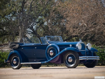 Packard Deluxe Eight Sport Phaeton '1931,