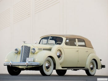 Packard Eight Convertible Sedan '1938,