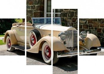 Модульное панно Packard Eight Coupe Roadster (1101) '1934,