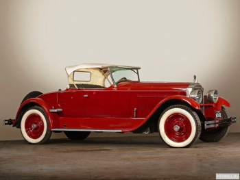 Packard Eight Runabout (136) '1924,