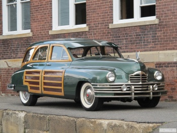 Packard Eight Station Sedan (2201) '1948,