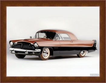 Магнитная картина Packard Panther Daytona Roadster Concept Car '1954,