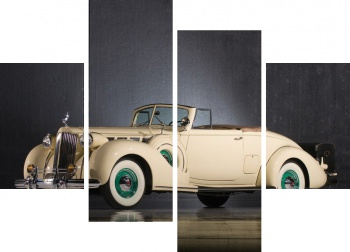 Модульное панно Packard Super Eight Convertible Victoria '1934,