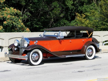 Packard Super Eight Sport Phaeton by Dietrich (1004) '1933,