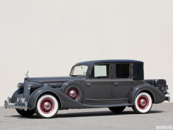 Packard Twelve Close Coupled Limousine '1935,