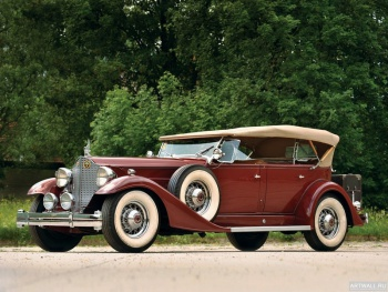 Packard Twelve Sport Phaeton (1005) '1933,
