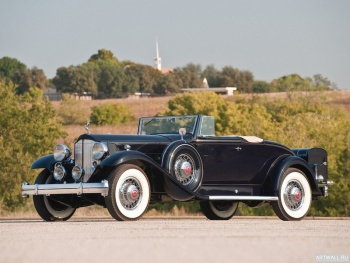 Packard Twin Six Coupe Roadster '1932,