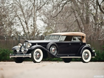 Packard Twin Six Sport Phaeton by Dietrich '1932,