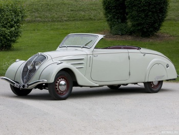 Peugeot 402L Eclipse '1937,