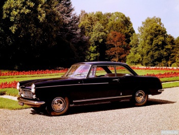 Peugeot 404 Coupe '1960-78,