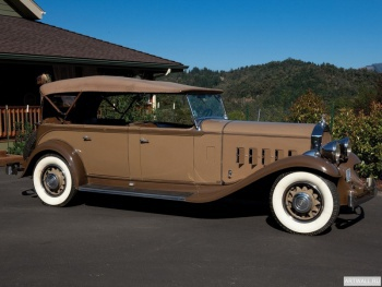 Pierce-Arrow Model 36 Touring '1928,