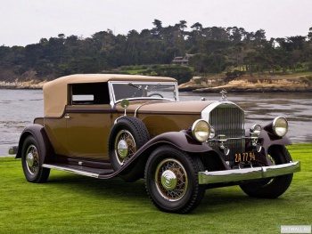 Pierce-Arrow Model 41 7-passenger Phaeton '1931,