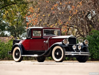 Pierce-Arrow Model 81 Rumbleseat Roadster '1928,