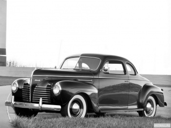 Plymouth Deluxe Coupe (P10) '1940,