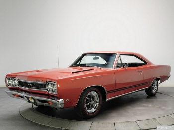 Plymouth GTX 440 (RS23) '1968,