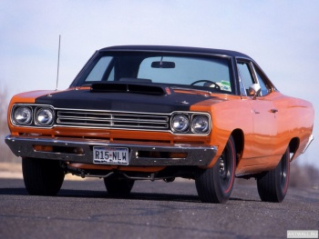 Plymouth Road Runner '1970,