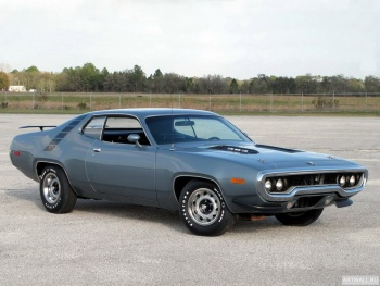 Plymouth Road Runner 440+6 '1969,