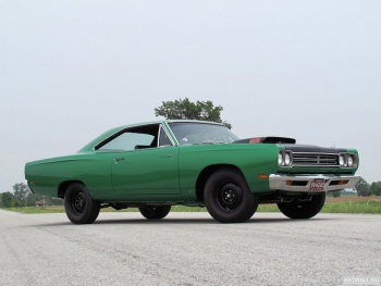 Plymouth Road Runner 440+6 '1970,