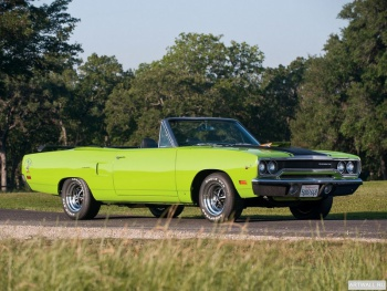 Plymouth Road Runner Superbird '1970,
