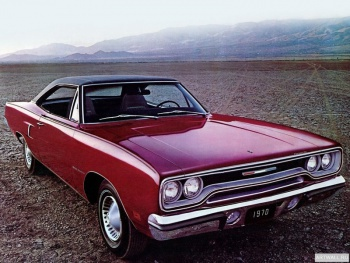 Plymouth Sport Satellite Hardtop Coupe (RP23) '1970,